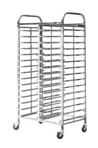 30-Pan Assembling Bread Trolley / Toast Trolley/Cake Trolley for Baking Oven pictures & photos
