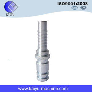 Carbon Steel Double Spiral Hose Connector Fitting pictures & photos