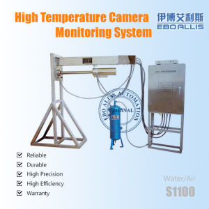 Heat Resistant High Temperature Grate Cooler Camera