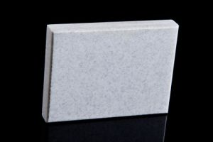 Building Materials White Polyester Solid Surface Sheet Qh0821