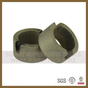 Fast Frilling Diamind Core Drill Bit Crown Shape Segment pictures & photos
