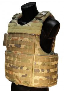 Nij Level Iiia Military Tactical UHMWPE Body Armor pictures & photos