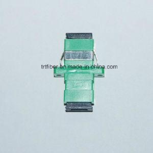 Simplex Sc/APC Fiber Optic Adapter pictures & photos
