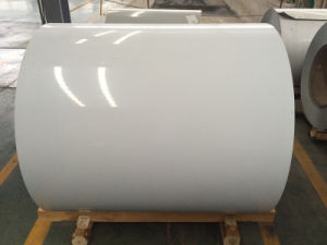 White Color PPGI Steel Coil for Writing Board pictures & photos