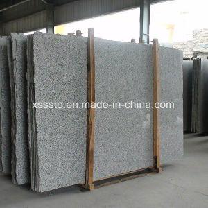 G603 White Grey Granite Slabs pictures & photos