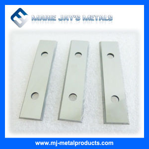 Tungsten Carbide Woodworking Knives and Planer Blades pictures & photos