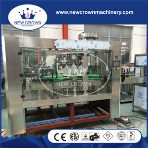 18-18-6 Automatic Beer Filling Machine with Anti-Foaming System (BCGF18-18-6) pictures & photos