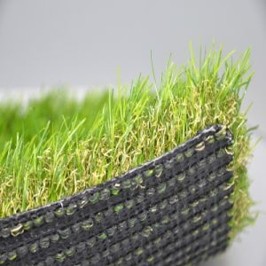 W Shape Artificial Grass for Garden Landscaping pictures & photos