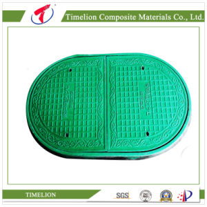 Marine Ship Embeded Watertight Composite BMC Manhole Hatch Cover pictures & photos