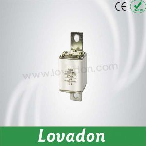 RS0 200A Square Pipe Bolt Connection Type Fast Fuse pictures & photos
