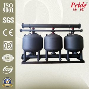 Cooling Water Shallow Sand Media Filters pictures & photos
