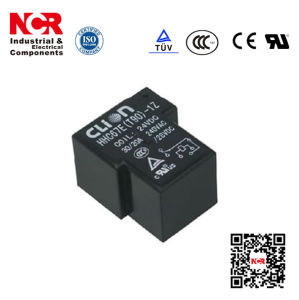 15VDC 5 Pins 30A PCB Relay T90 (NRP15) pictures & photos