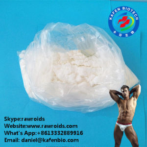 Burning Fat Gain Muscle White Powder 17-Methyltestosterone CAS 58-18-4 pictures & photos