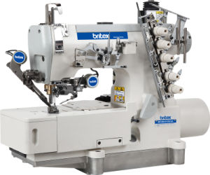 Br-500-01CB-Da Direct Drive High Speed Interlock Sewing Machine pictures & photos