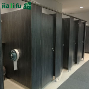 Jialifu Fireproof Compact Laminate Toilet Partition Cubicle pictures & photos