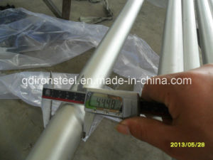 ASTM A312 Welded Stainless Steel Pipe for Industrial Fluid Conveying pictures & photos