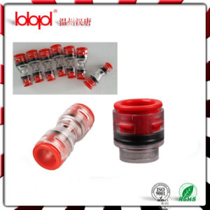 Fiber Optical Quick Push Fit Connector for FTTH (transparent or OEM) pictures & photos