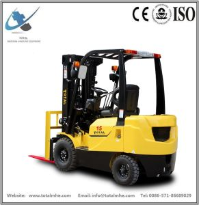 1.5 Ton Diesel Forklift Truck with Japanese Engine C240 Engine pictures & photos