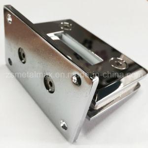 Brass 90 Degree Glass Clamp Shower Door Hinge (YH404) pictures & photos
