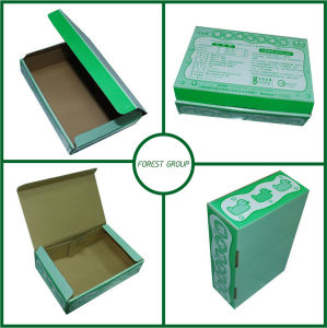 Cardboard Corrugated Box with Window in China pictures & photos