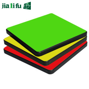 Jialifu Fireproof Compact Laminate Panel pictures & photos