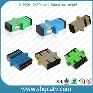 High Quality Sc Fiber Optical Adapters pictures & photos
