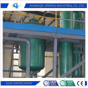 High Quality Free Pollution Waste Tire Recycling Plants with Ce pictures & photos