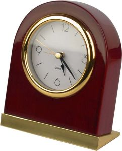 Hotel Bedside Wooden Alarm Clock pictures & photos