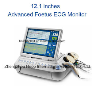 CE Certified 12.1inches Advanced Fetal Monitor (HP-PM21B) pictures & photos