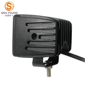 12V 24V LED Work Light 16W Waterproof IP67 LED Work Light with Ce RoHS Emark ECE R10 R23 R112 pictures & photos