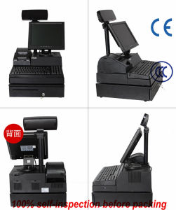 HDD-380 Cash Register with 15 Inch Touch Screen