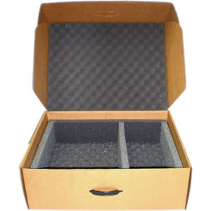 Watch Box, Watch Packaging Box with Foam/Pillow pictures & photos