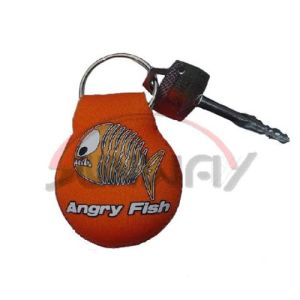 Neoprene Key Chain Key Ring Key Holder for Palm (PP0021) pictures & photos