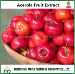 Hot Sale 100% Natural Vitamin C Acerola Cherry Fruit Plant Extract pictures & photos