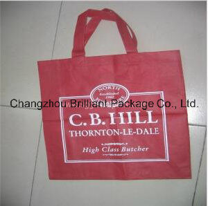 PP Non Woven Shopping Bag with Printing pictures & photos