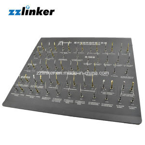 Woodpecker Ultrasonic Scaler Tips Sample Board pictures & photos