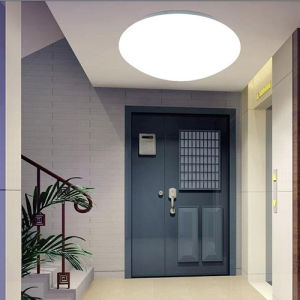 Hot Sale Round Pure White LED Ceiling Light pictures & photos