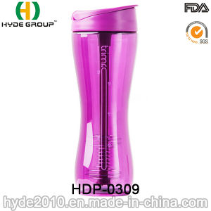 2016 Newly Hot Sale Plastic Shaker Bottle (HDP-0309) pictures & photos