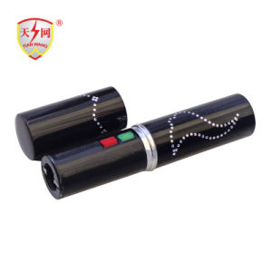 Popular Black Lipstick Self Defense Stun Guns pictures & photos