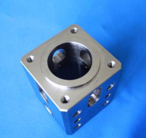 5/4/3 Axis Aluminum/Steel/Brass Precision CNC Machining Parts pictures & photos