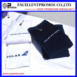 Promotional High Quality Cotton Golf Towel (EP-T58704) pictures & photos