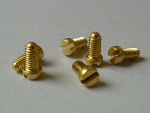 Cw614 Brass Machining Parts of Male Thread pictures & photos