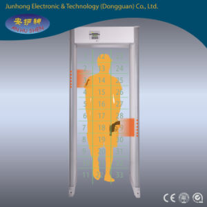 Archway Walk Through Door Frame Metal Detector (JH-33Z) pictures & photos