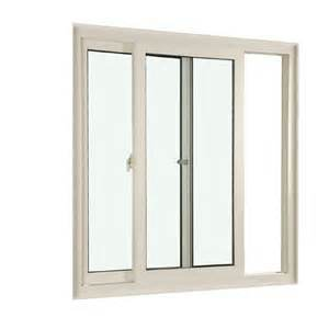 UPVC/UPVC Double Sliding Window