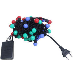 Christmas Decorations LED Ball String Light with Different Colors pictures & photos