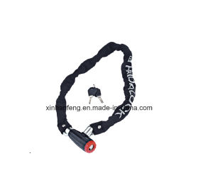 Cheap Bicycle Chain Lock for Mountain Bike (HLK-040) pictures & photos