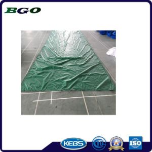 Oil Pipeline B1 Fr PVC Tarpaulin SGS 740g pictures & photos