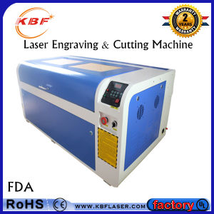 Small 6040 CO2 Laser Cutter for Organic Glass pictures & photos