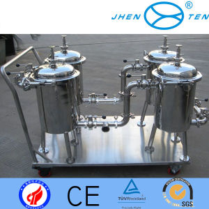 Customized Basket Type Filter for Chemical Industry pictures & photos