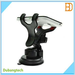S011 Car Mount Double Clip Stand Moile Phone Holder